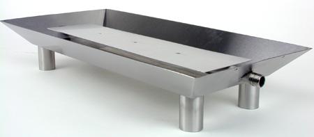 Custom Pan Burner Cs Specifications And Dimensions